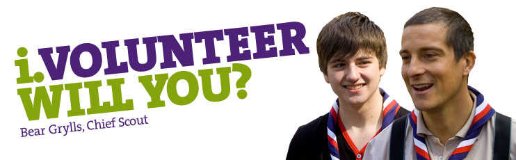 i.Volunteer. Will You?